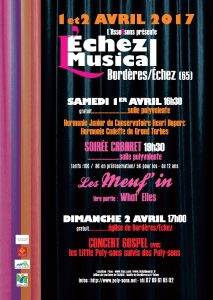 L'Echez Musical 2017
