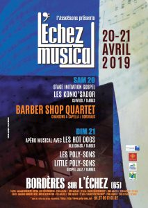 L'Echez Musical 2019
