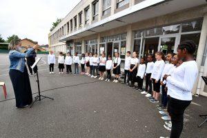 Projet de concert avec l'Ecole Henri IV de Tarbes